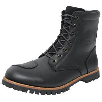 IXS Classic Schuh Oiled Leather Schwarz